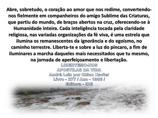Abre o Coração ao Amor